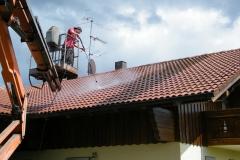 Čištění a nátěry střechy (184)