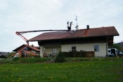 Čištění a nátěry střechy (185)