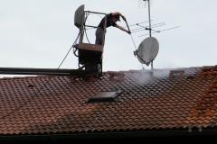 Čištění a nátěry střechy (186)