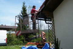 Čištění a nátěry střechy (187)