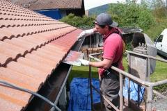 Čištění a nátěry střechy (189)