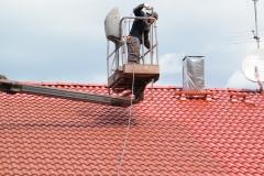 Čištění a nátěry střechy (21)