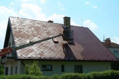 Čištění a nátěry střechy (39)
