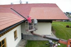 Čištění a nátěry střechy (4)