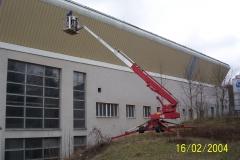 Čištění a nátěry střechy (45)