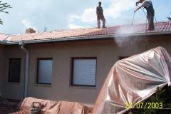 Čištění a nátěry střechy (47)