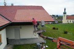 Čištění a nátěry střechy (5)