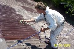 Čištění a nátěry střechy (51)