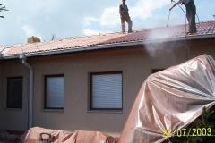 Čištění a nátěry střechy (54)