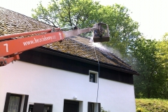 Čištění a nátěry střechy (55)