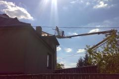 Čištění a nátěry střechy (56)