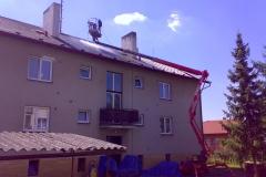 Čištění a nátěry střechy (58)