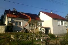 Čištění a nátěry střechy (60)