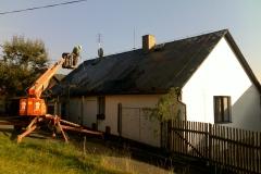 Čištění a nátěry střechy (63)