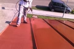 Čištění a nátěry střechy (66)