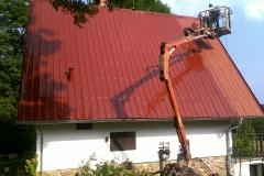 Čištění a nátěry střechy (67)