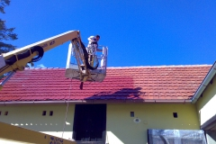 Čištění a nátěry střechy (68)