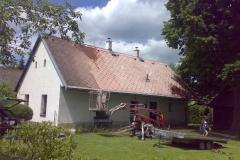 Čištění a nátěry střechy (70)
