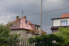 Čištění a nátěry střechy (71)