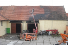 Čištění a nátěry střechy (73)