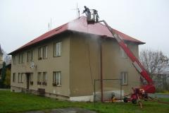 Čištění a nátěry střechy (81)