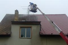 Čištění a nátěry střechy (82)