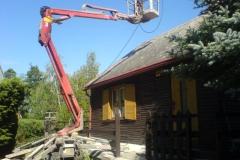 Čištění a nátěry střechy (83)