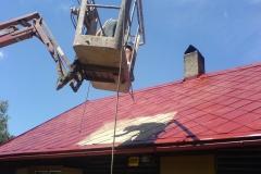 Čištění a nátěry střechy (84)