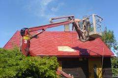 Čištění a nátěry střechy (85)