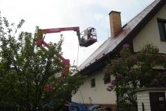 Čištění a nátěry střechy (88)