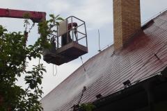 Čištění a nátěry střechy (89)