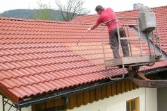 Čištění a nátěry střechy (9)