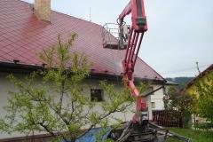 Čištění a nátěry střechy (90)