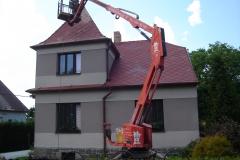 Čištění a nátěry střechy (92)