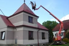 Čištění a nátěry střechy (93)