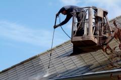 Čištění a nátěry střechy (96)