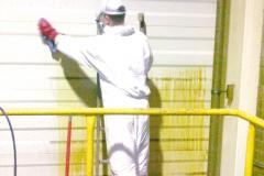 Nettoyage chimique