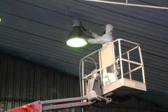Nettoyage des luminaires