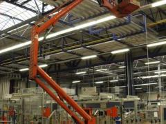 Nettoyage des systèmes de protection incendie