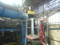 Nettoyage des installations d'air conditionné