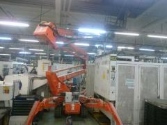 Průmyslové nátěry