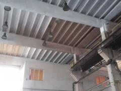 Nátěr stropů