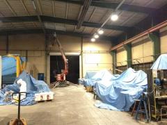 Malování-a-bílení-průmyslových-hal-2