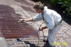 Nátěry plechových střech