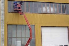 (Česky) Oprava plechové střechy