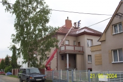 (Česky) Pracovní plošina