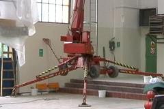 Práce z pracovních plošin