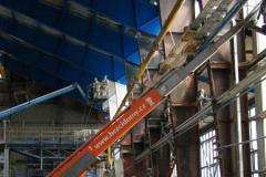 Reinigen und Anstreichen von Stahlkonstruktionen