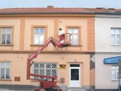 Změna kabátu domu ( Středočeský kraj okres Nymburk)