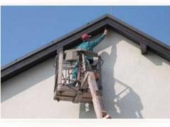 Oprava dřevěného podbití střechy ( kraj Vysočina okres Pelhřimov)